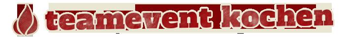 Teamevent Kochen Logo